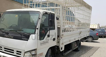 Packing Moving truck services dubai