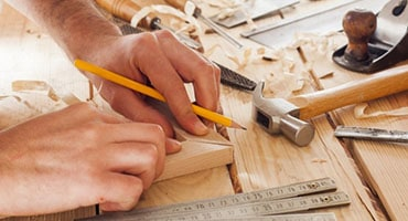 Wood Carpentry work in dubai