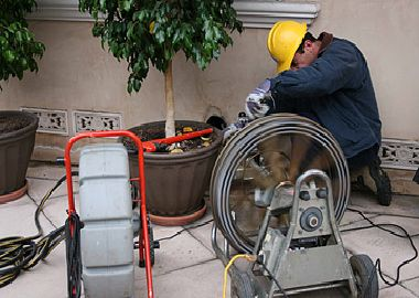 sewer cleaning services
